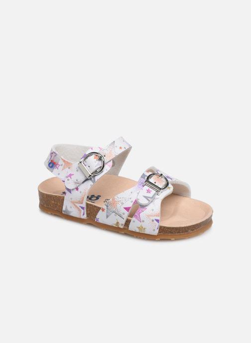 Sandales et nu-pieds Osito by Conguitos Santana Multicolore vue détail/paire