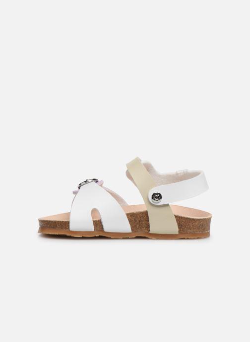 Sandales et nu-pieds Osito by Conguitos Victoria Multicolore vue face