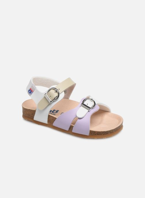 Sandals Osito by Conguitos Victoria Multicolor detailed view/ Pair view