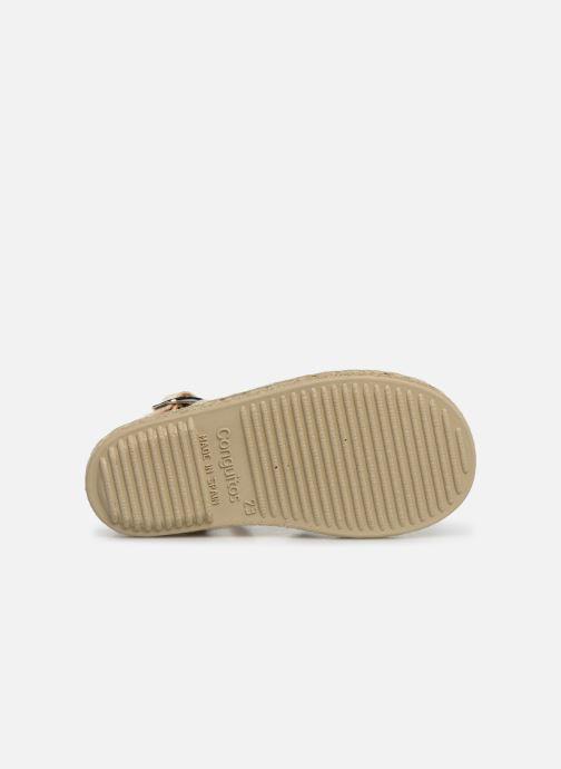 Scarpe di corda Osito by Conguitos Maribel Bianco immagine dall'alto