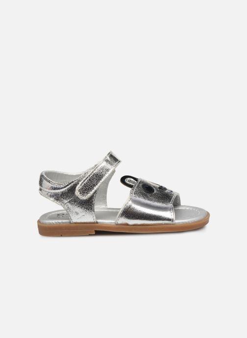 Sandales et nu-pieds Osito by Conguitos Dolores Argent vue derrière