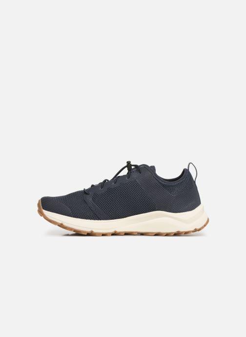 Chaussures de sport The North Face Litewave Flow Lace II M Bleu vue face