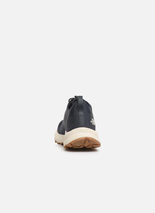 Chaussures de sport The North Face Litewave Flow Lace II M Bleu vue droite