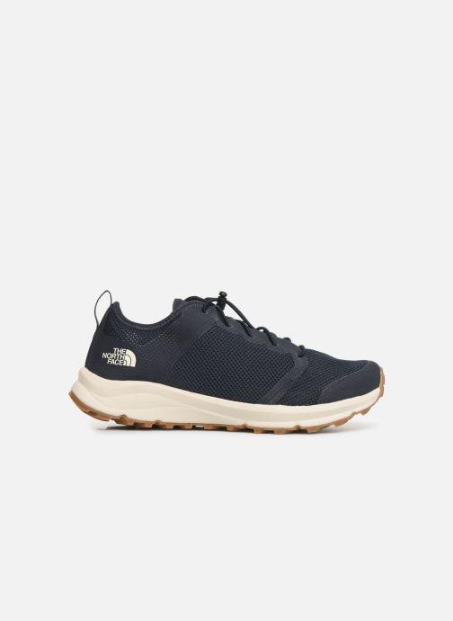 Chaussures de sport The North Face Litewave Flow Lace II M Bleu vue derrière
