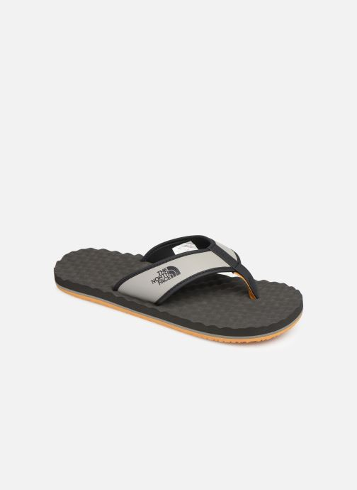 Tongs The North Face Base Camp Flip-Flop M Gris vue détail/paire