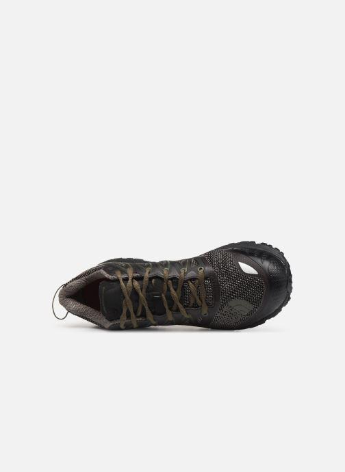 Chaussures de sport The North Face Ultra Endurance II GTX M Noir vue gauche