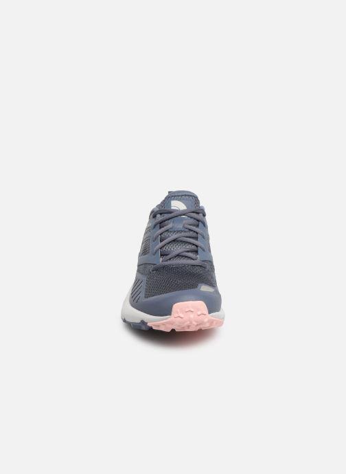 Chaussures de sport The North Face Rovereto W Gris vue portées chaussures