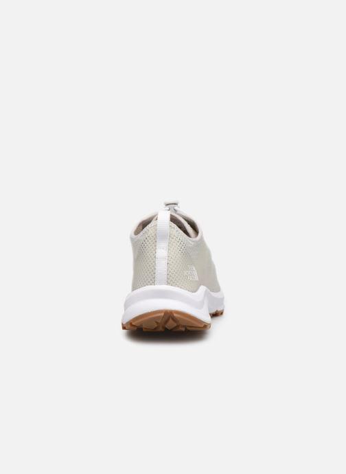 Chaussures de sport The North Face Litewave Flow Lace II W Beige vue droite