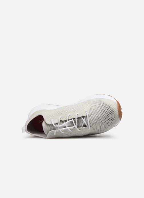 Chaussures de sport The North Face Litewave Flow Lace II W Beige vue gauche