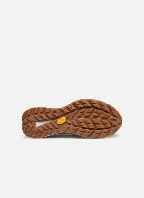 Chaussures de sport The North Face Litewave Flow Lace II W Beige vue haut