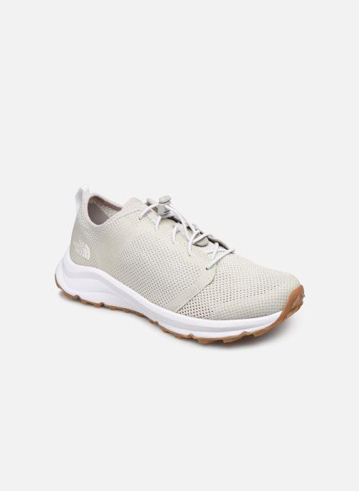 Chaussures de sport The North Face Litewave Flow Lace II W Beige vue détail/paire