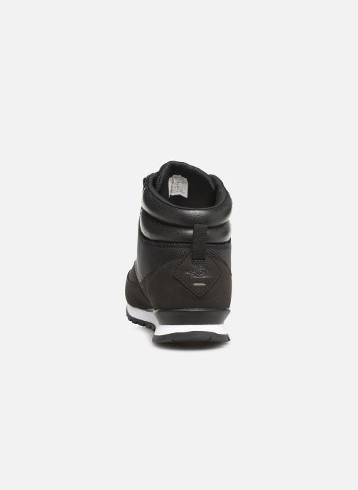 Chaussures de sport The North Face Back-To-Berkeley Redux Remtlz Mesh M Noir vue droite