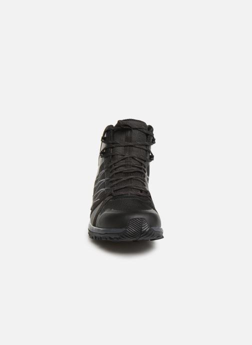 Chaussures de sport The North Face Litewave Fastpack II Mid GTX M Noir vue portées chaussures