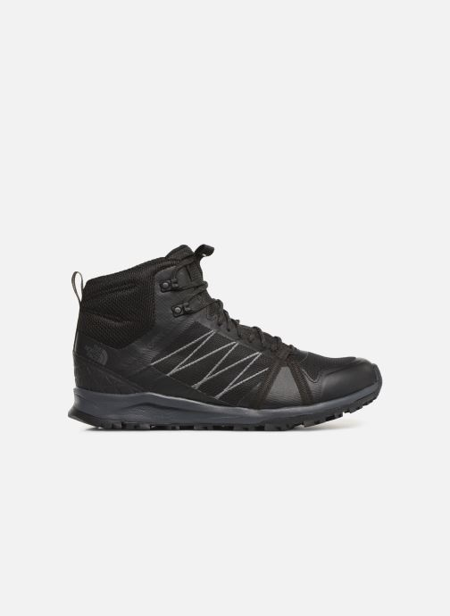 Chaussures de sport The North Face Litewave Fastpack II Mid GTX M Noir vue derrière