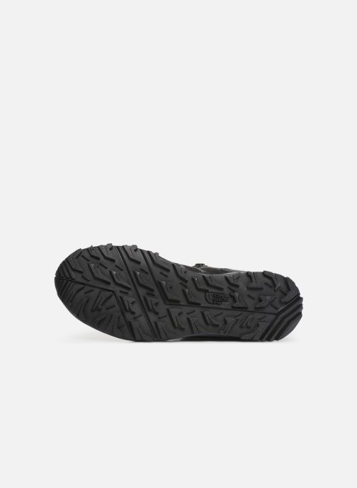 Chaussures de sport The North Face Litewave Fastpack II Mid GTX M Noir vue haut