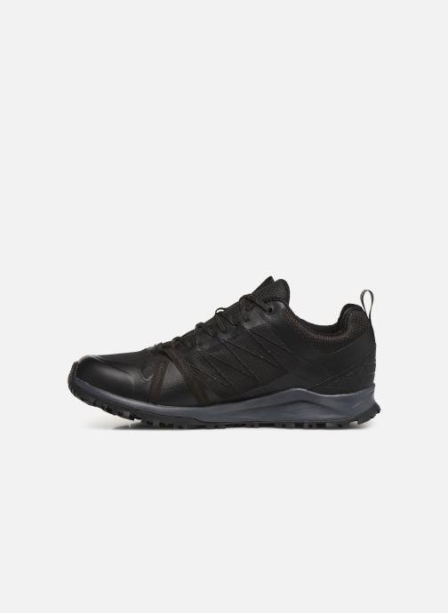 Chaussures de sport The North Face Litewave Fastpack II GTX M Noir vue face
