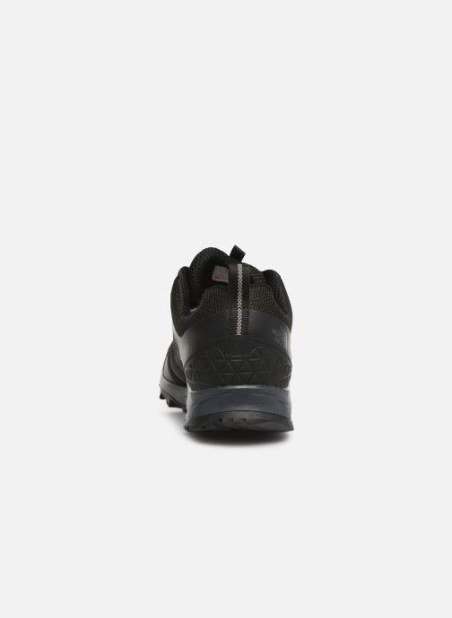 Chaussures de sport The North Face Litewave Fastpack II GTX M Noir vue droite