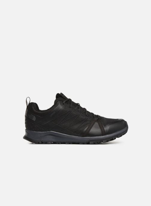 Chaussures de sport The North Face Litewave Fastpack II GTX M Noir vue derrière