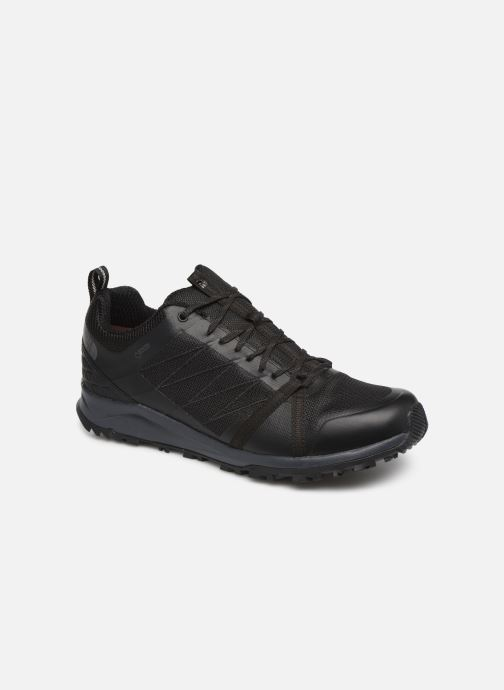 Chaussures de sport The North Face Litewave Fastpack II GTX M Noir vue détail/paire
