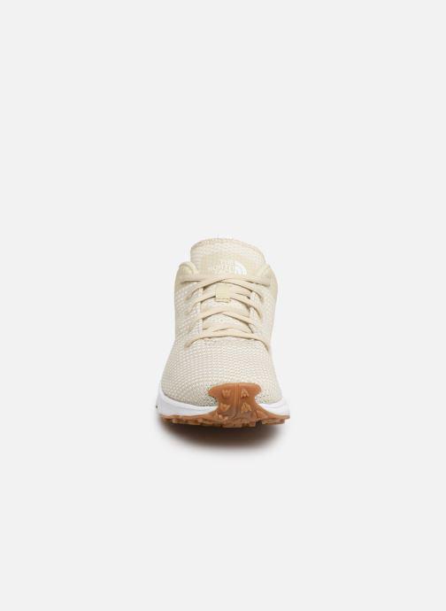 Chaussures de sport The North Face Sestriere W Blanc vue portées chaussures