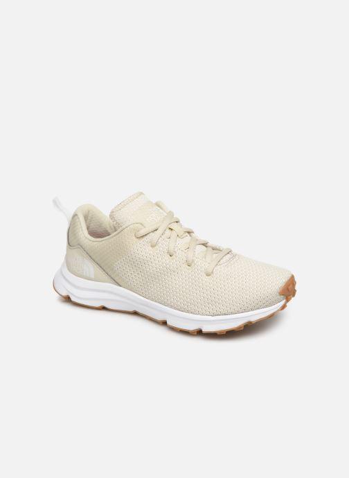 Chaussures de sport The North Face Sestriere W Blanc vue détail/paire