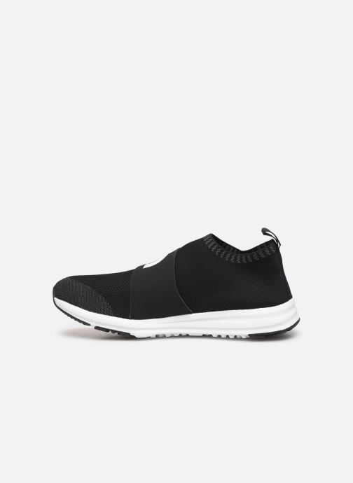 Sneakers The North Face Cadman Moc Knit M Zwart voorkant