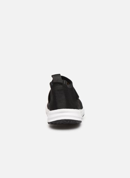 Sneakers The North Face Cadman Moc Knit M Zwart rechts