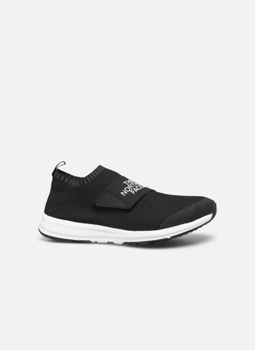 Sneakers The North Face Cadman Moc Knit M Zwart achterkant