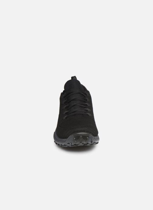 Chaussures de sport The North Face Truxel M Noir vue portées chaussures