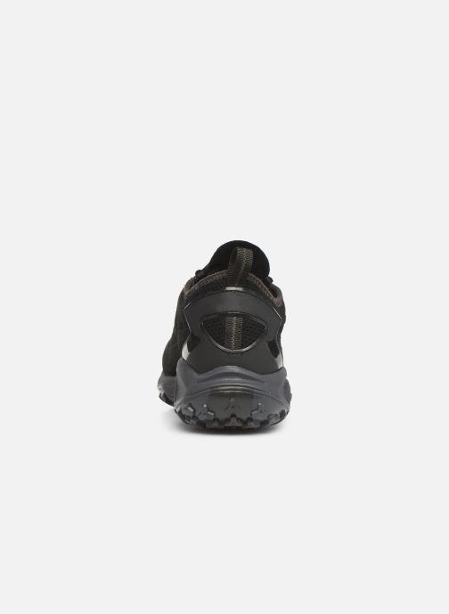 Chaussures de sport The North Face Truxel M Noir vue droite
