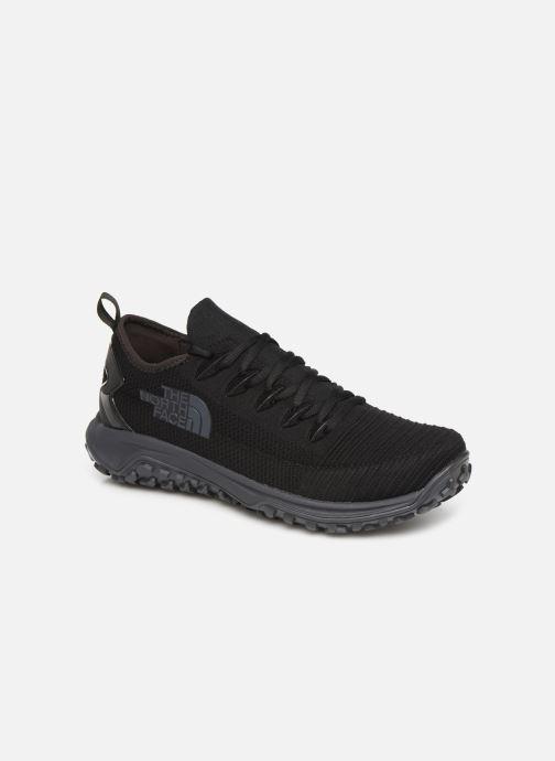 Chaussures de sport The North Face Truxel M Noir vue détail/paire