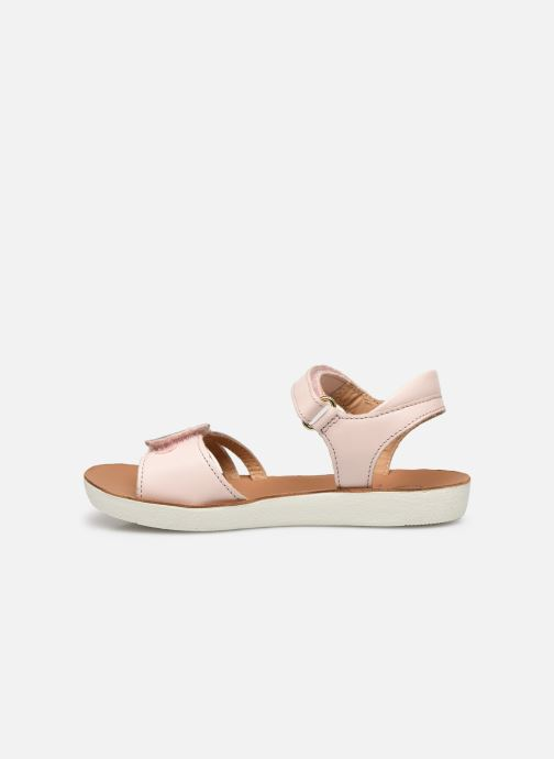 Sandali e scarpe aperte Shoo Pom Goa Multi Rosa immagine frontale