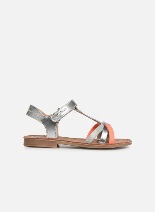 Sandales et nu-pieds Shoo Pom Happy Salome Argent vue derrière