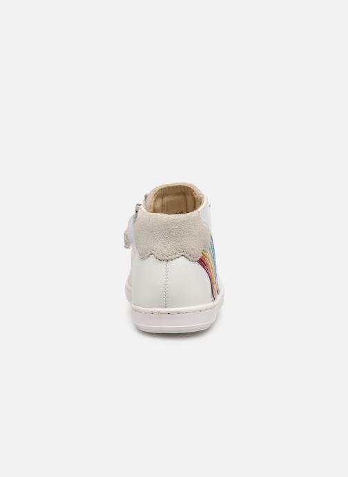 Bottines et boots Shoo Pom Bouba Cloud Blanc vue droite