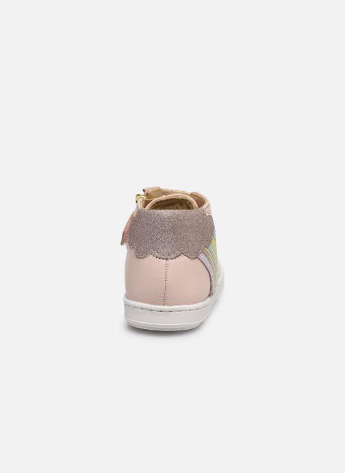 Stiefeletten & Boots Shoo Pom Bouba Cloud rosa ansicht von rechts