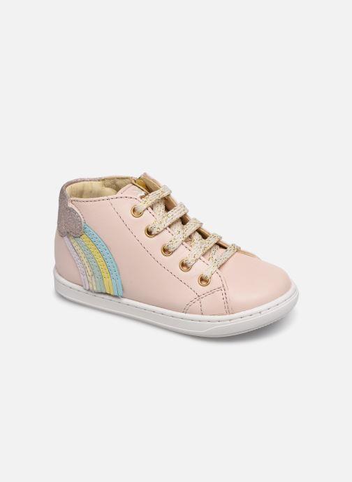 Bottines et boots Shoo Pom Bouba Cloud Rose vue détail/paire