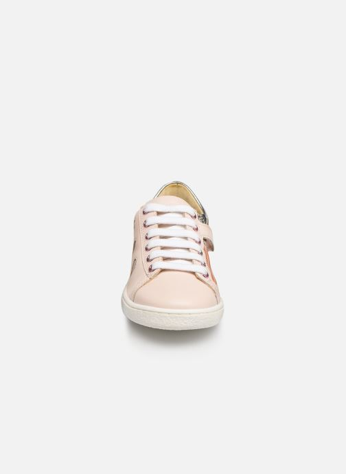 Baskets Shoo Pom Ducky Balloon Beige vue portées chaussures