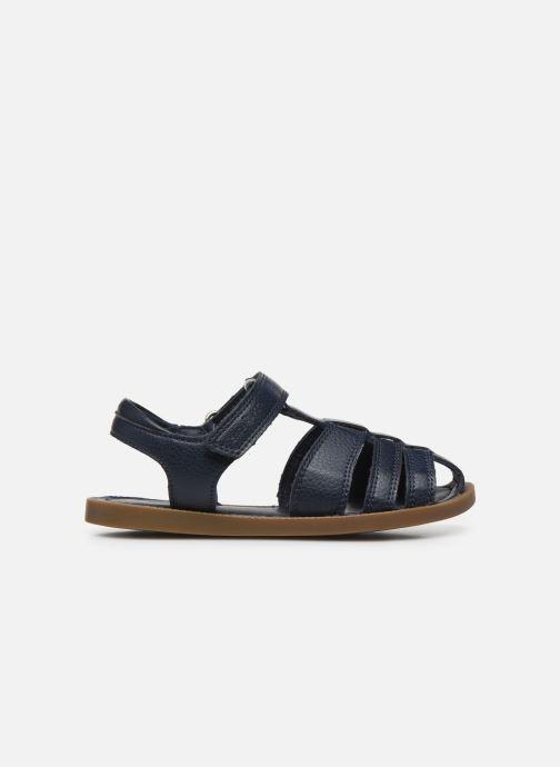Sandales et nu-pieds Shoo Pom Solar Tonton Bleu vue derrière