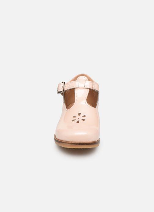 Ballerines Aster Noria Rose vue portées chaussures