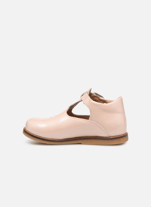 Ballerines Aster Noria Rose vue face