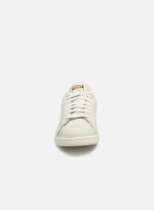 Trainers Adidas Originals Stan Smith Premium W White model view