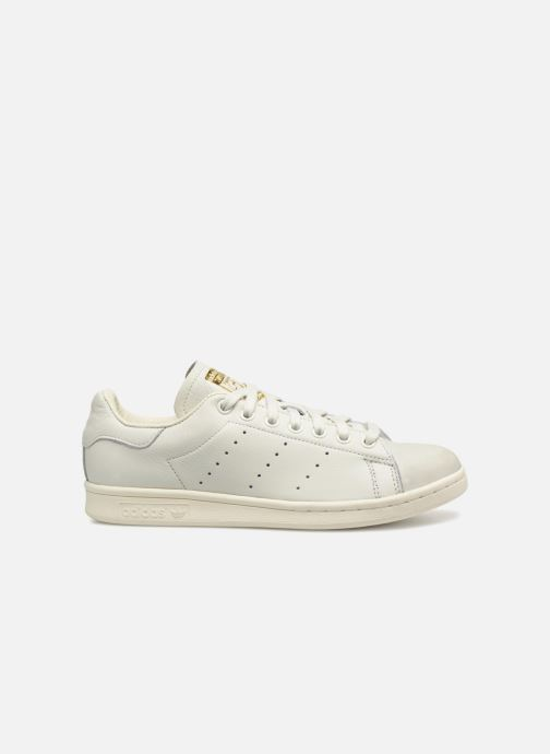 Baskets Adidas Originals Stan Smith Premium W Blanc vue derrière