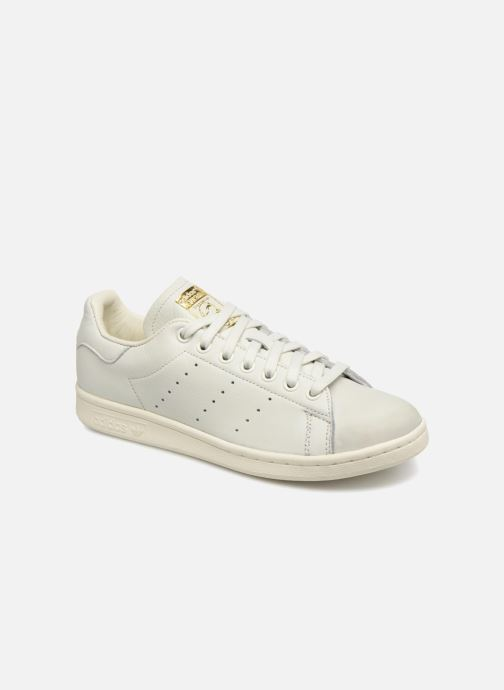 Baskets Adidas Originals Stan Smith Premium W Blanc vue détail/paire