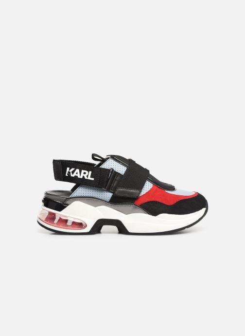 Sneakers KARL LAGERFELD Ventura Shuttle Slingback Blauw achterkant