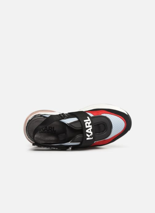 Sneakers KARL LAGERFELD Ventura Shuttle Slingback Blauw links