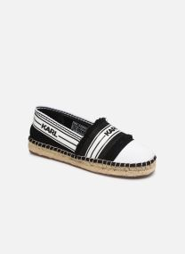 Espadrilles Dames Kamini Patchwork Slip On