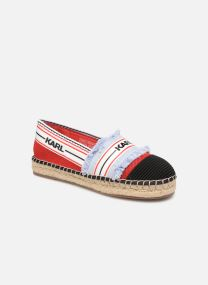 Scarpe di corda Donna Kamini Patchwork Slip On