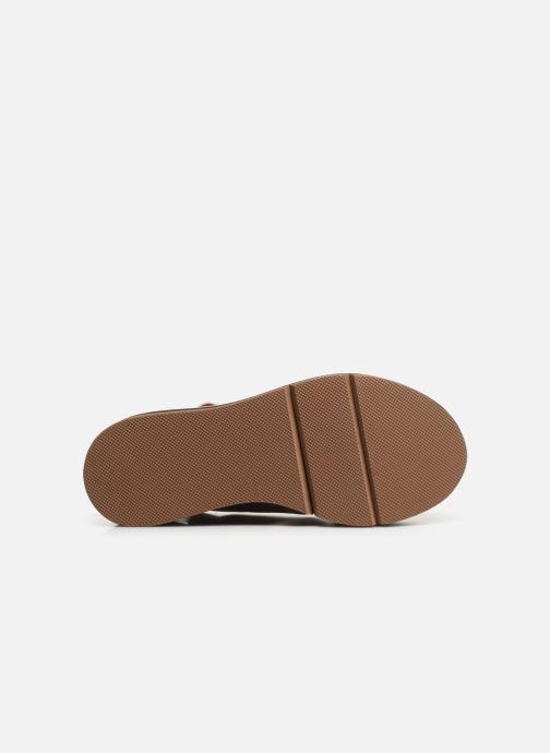 Sandales et nu-pieds Clergerie Anae Beige vue haut