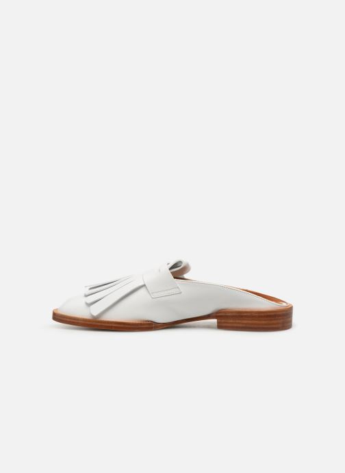 Mules & clogs Clergerie Yumi White front view