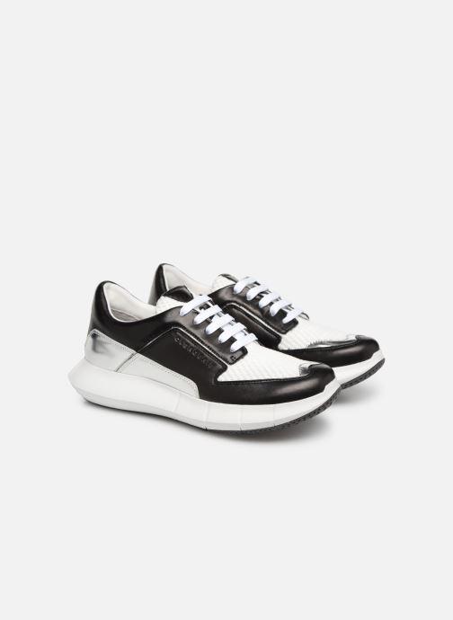 Sneakers Clergerie Affinite Nero immagine 3/4